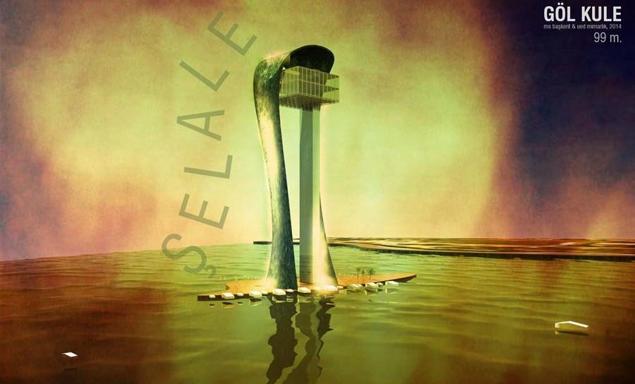 göl kule