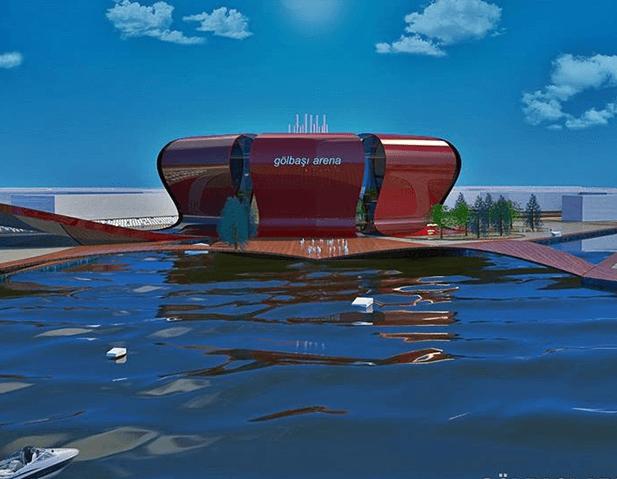 gölbaşı arena
