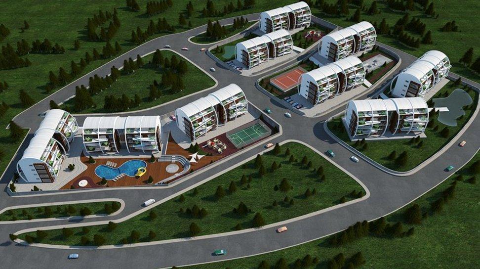 incek ellipse housing