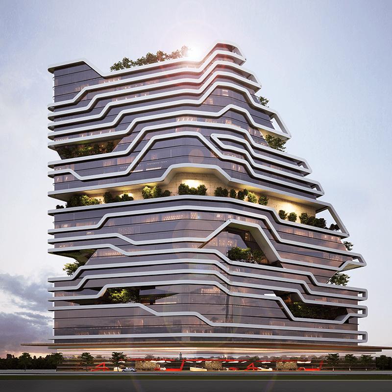 inovatif tasarım ued mimarlık
